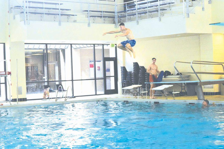 Student Government Association plans the pool party to increase on-campus community.