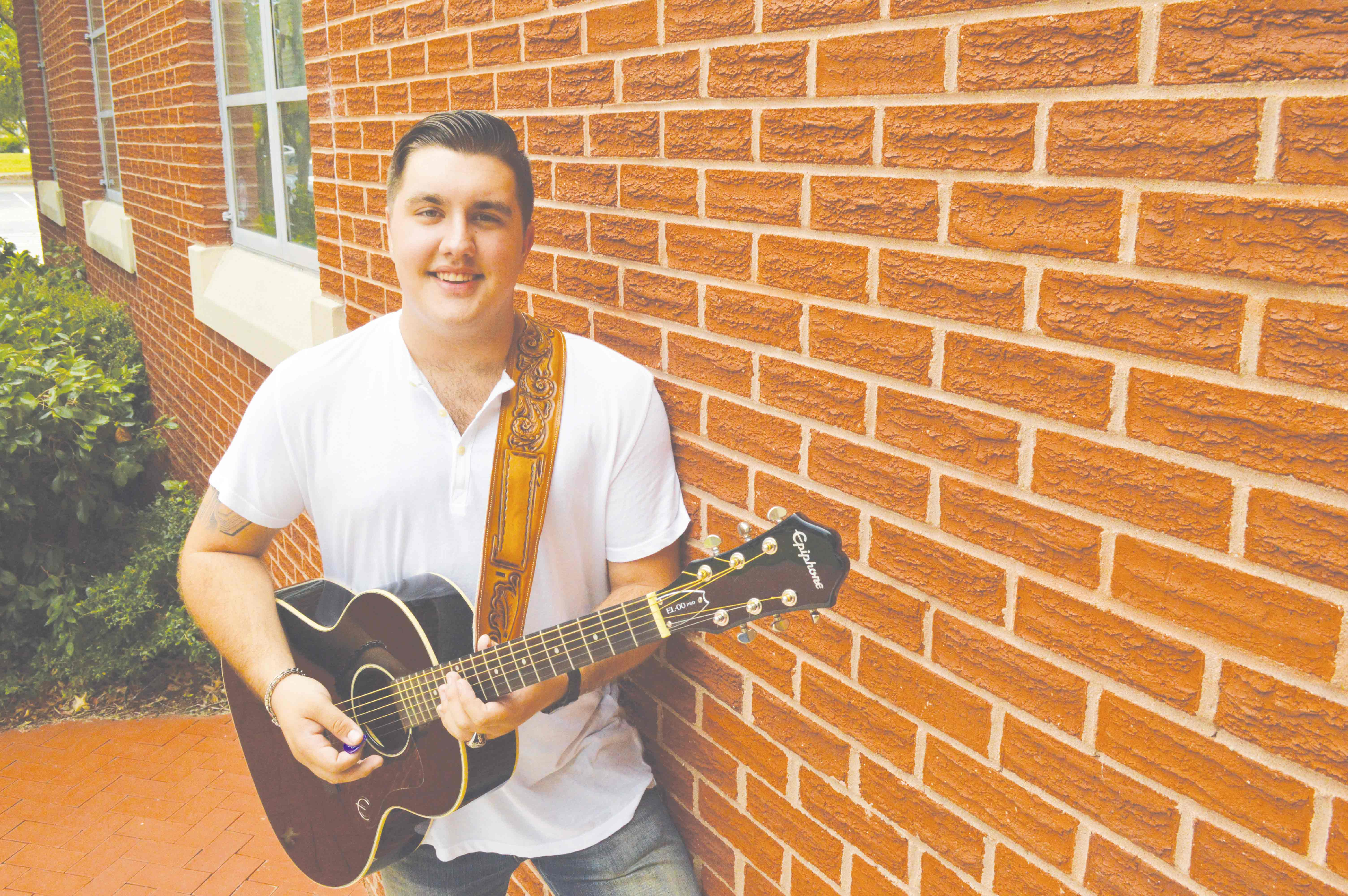 Jarret Forrester began pursuing his passion for music at 9 years old, and now he produces and writes his own music.