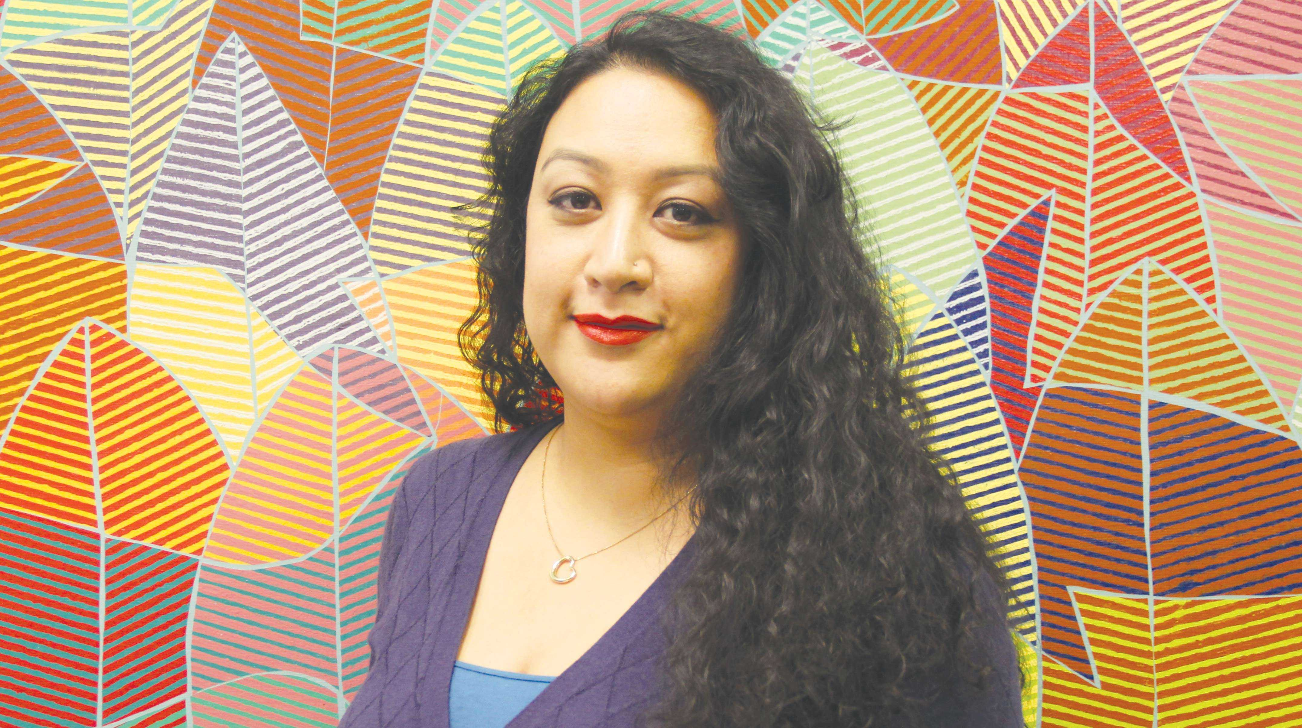 Shitu Rajbhandari worked in FMU's Writing Center for a year before becoming an adjunct professor and Assistant Director of the Writing Center.