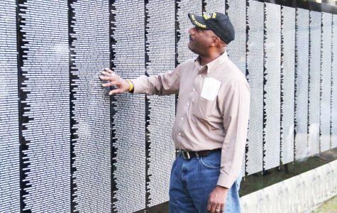 FMU hosts Vietnam Moving Wall memorial