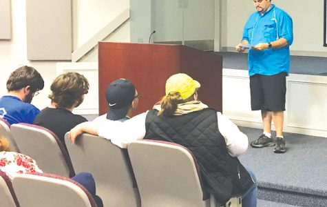 SIR, GSA sponsor student poetry slam