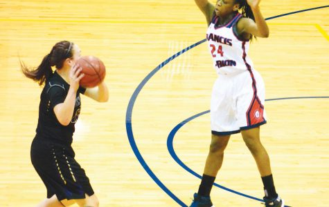 Lady Pats soar over Falcons