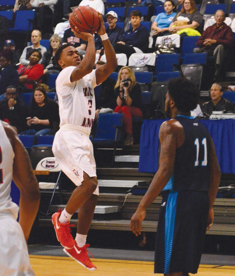 FMU beat Flagler 86-81, putting them ahead of Flagler in Peach Belt Conference Play.