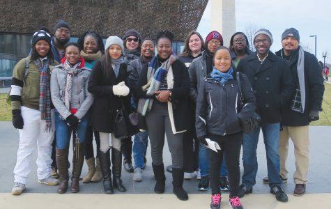 Students spend break in D.C.