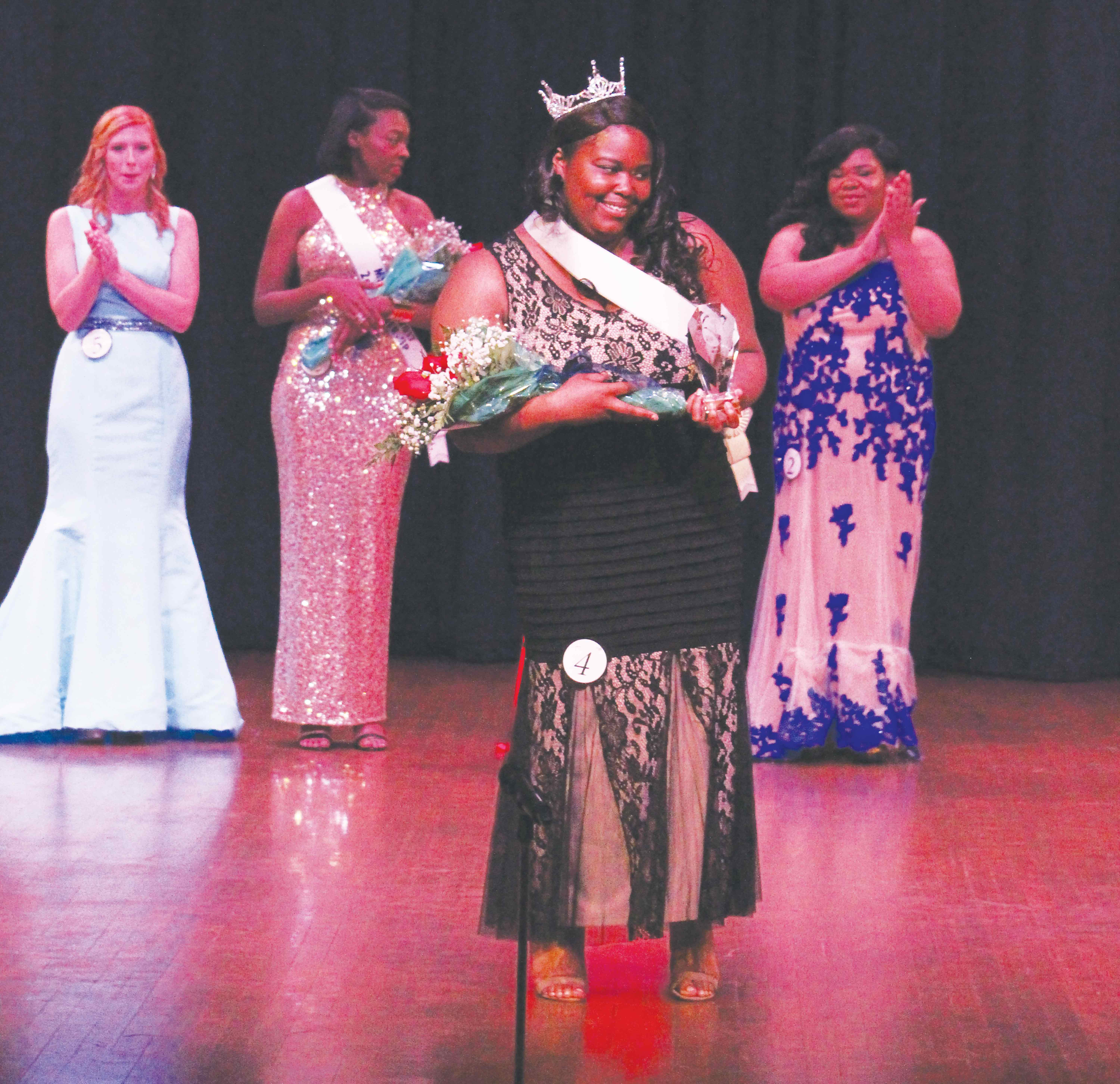 Junior Marcedes Smith plans to use Ms. FMU to encourage college and high school students to have confidence.