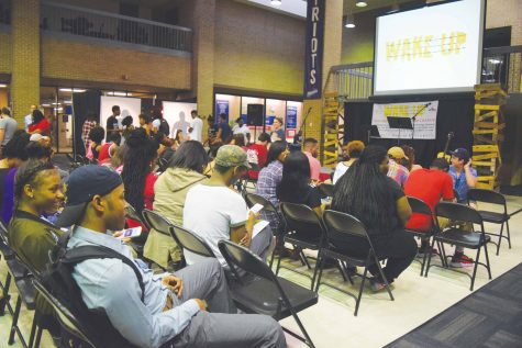 PAC hosts art festival