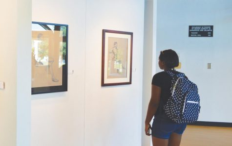 Gallery presents artists of the Carolinas