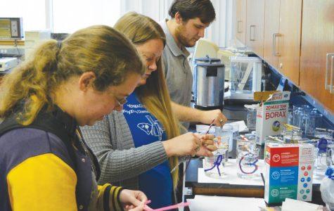 FMU holds week-long chemistry celebration