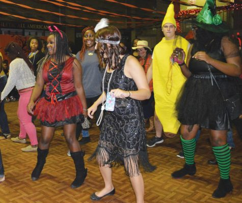 Carnevil will be held in October, featuring food, dancing and costume contests.