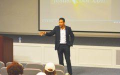 Hispanic Heritage Month speaker addresses immigration issues