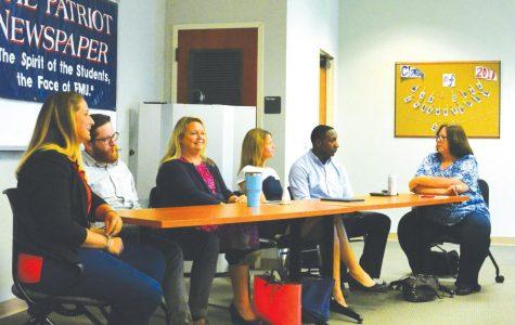 FMU media organizations discuss media issues, newsroom diversity