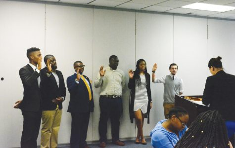 Senators elected SGA representatives
