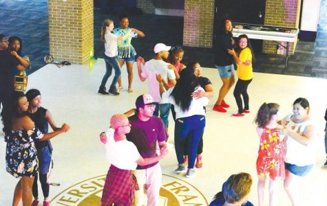 Students learn salsa, appreciate culture