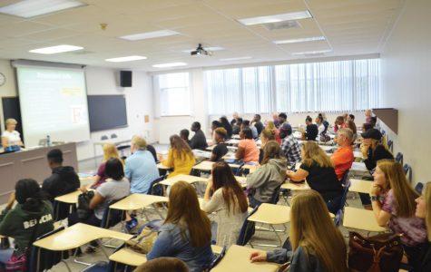 Prospective students visit FMU
