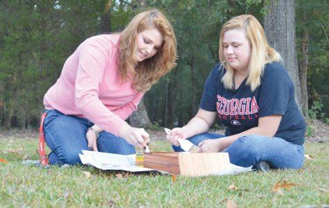 Students celebrate Bat Week, protect FMU bats