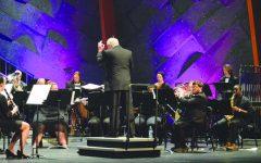 FMU Concert Band performs Halloween concert