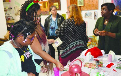 Guest artists visit FMU, teach workshops for students