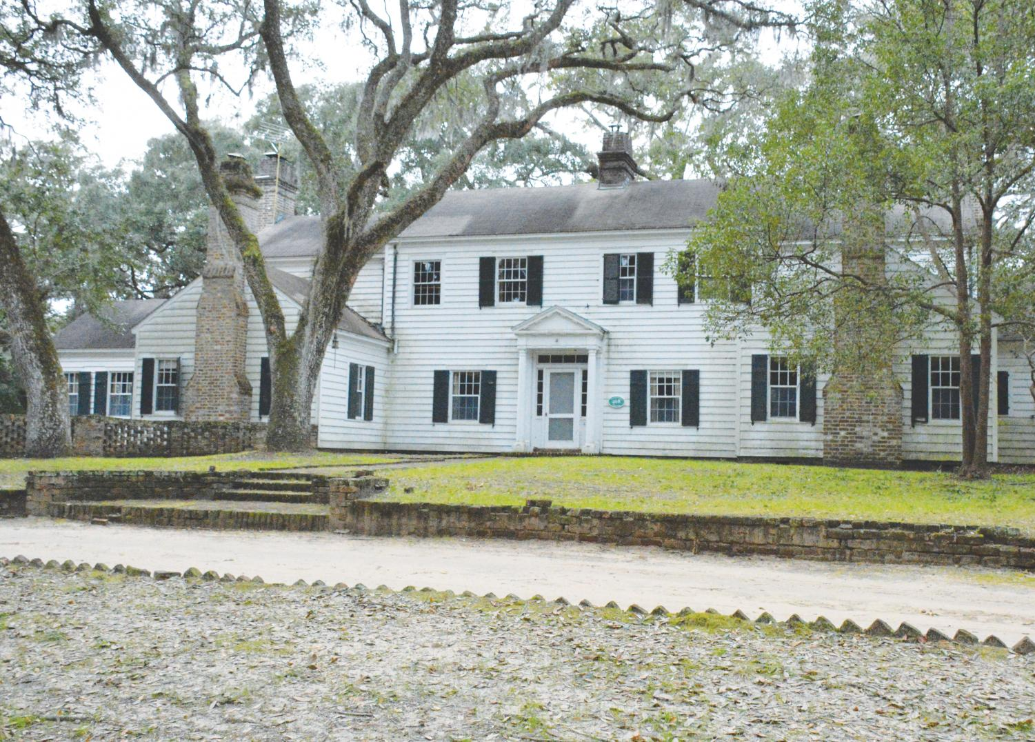 The Bellefield House, the former home of Belle Baruch, presents opportunities for researchers to glimpse into her life.