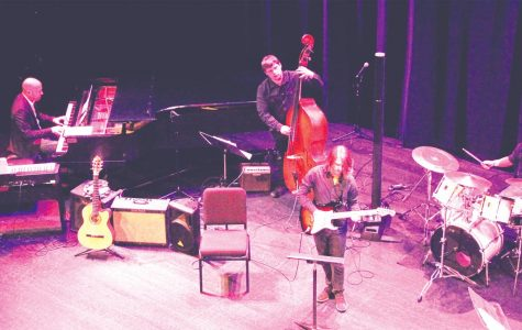 Jazz ensemble performs classic jazz pieces at PAC