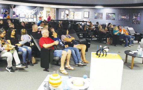 Planetarium celebrates 40 years of free viewing