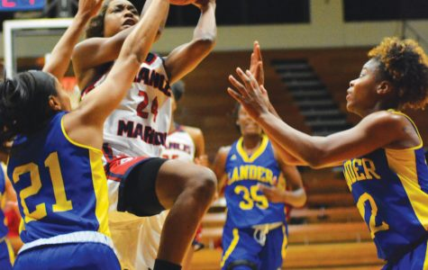 Lady Patriots beak five-game winning streak
