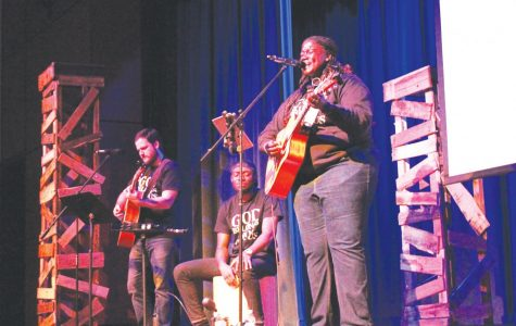 BCM hosts event, promotes Christian influence on campus