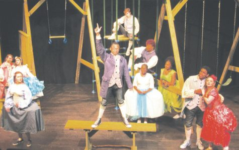 FMU theatre students perform five-act comedy