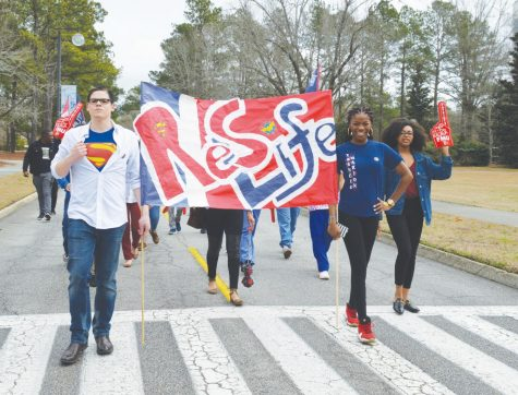 Ms. FMU seeks to promote self-confidence