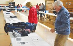 Quiet purchases speak volumes during Homecoming