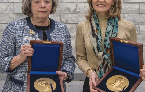 Community members receive Marion Medallion for service