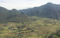 Students get valuable experience in Ecuador
