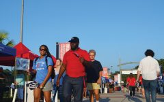 First Friday kicks off new academic year, fun for students