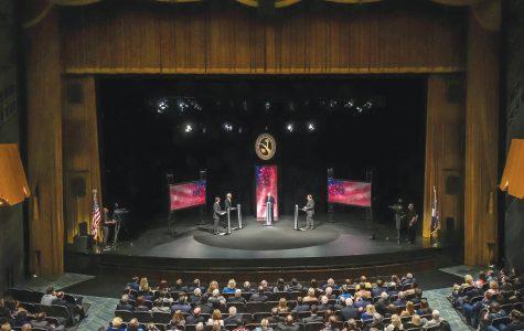 PAC Hosts First Gubernatorial Debate