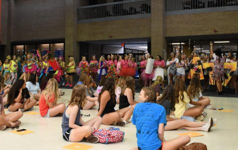 NPC Sororities Host Formal Recruitment