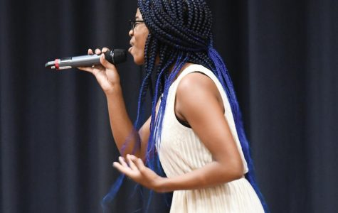 FMU's got talent, student receives golden buzzer