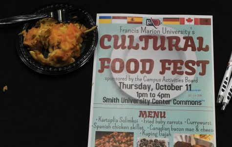 Students learn culture through food