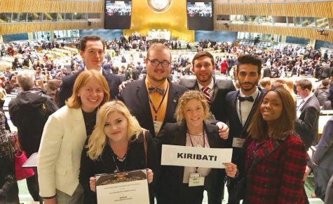 FMU prepares for next NMUN Convention