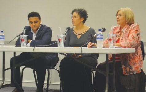 Panel expresses importance of Hispanic heritage to students