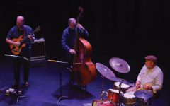 Brian Jones Jazz Trio performs, sold out show