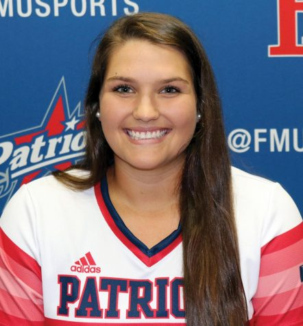 Lady Patriots narrowly lose in rained-out game