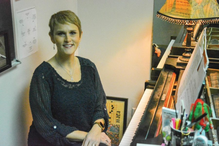 Mary Francis Coleman found her love for music at a young age. As the newest addition to the music department, she wants to share her passion with students.