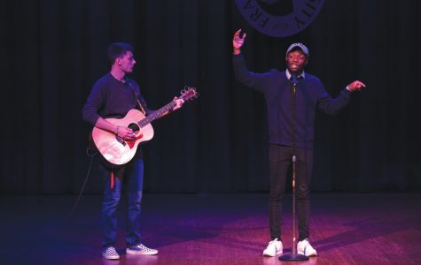 FMU's Got Talent heads toward the final round