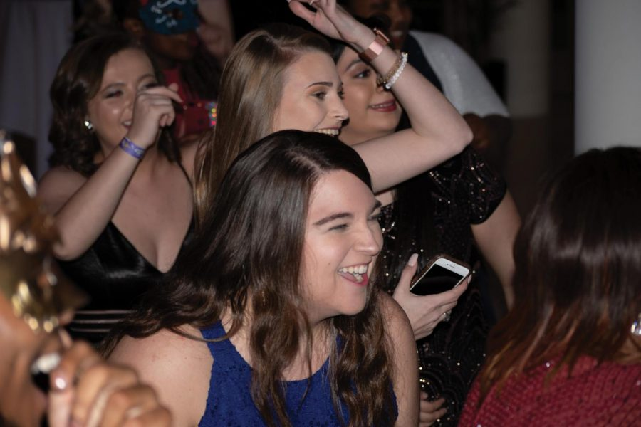 Students+dance+and+enjoy+a+night+out+at+the+spring+formal+hosted+by+the+CAB.