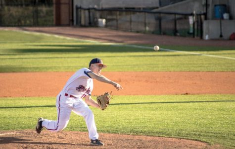 Patriots fall to Bearcats in PBC series open