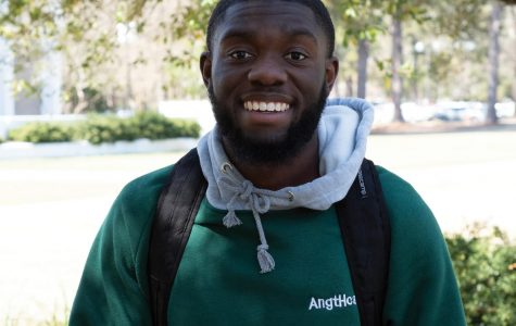 Student Spotlight: Rischard Brown
