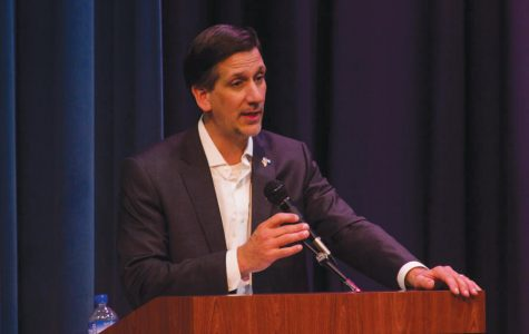 Sen. Sheheen discusses college tuition