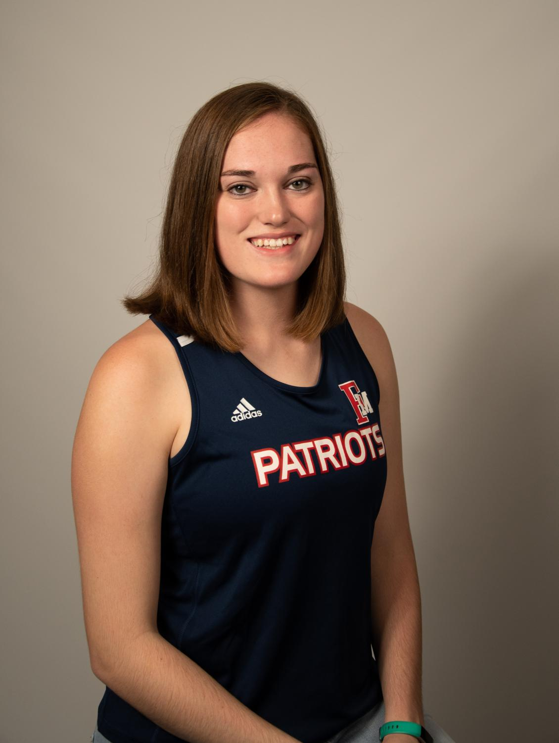 Driggers' is motivated by her sister, Emma Driggers, who is a senior FMU student.