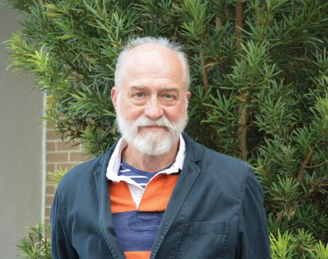 Blackwell, a professor of philosophy and religious studies, has been a part of the FMU family since he was a child.