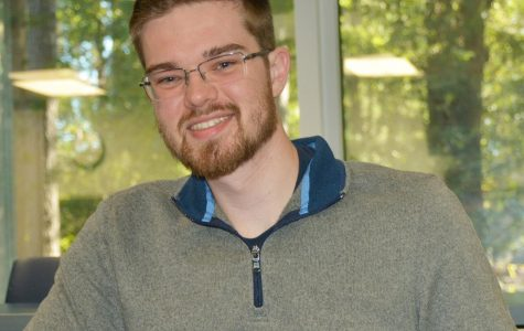 Jonas Smith, a health physics major, has had a passion for physics since high school.