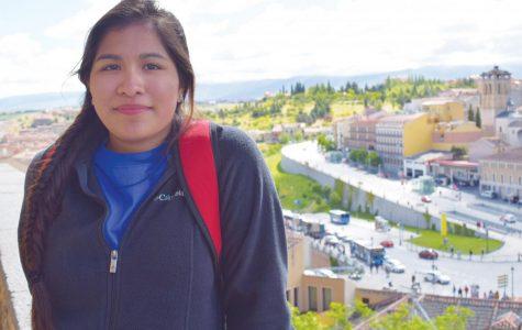 Student Spotlight: Rebeca Pacheco